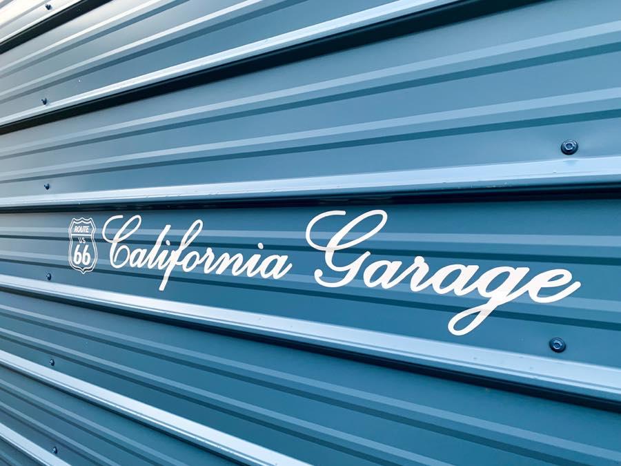 株式会社ガレージワン|施工実績|カリフォルニアガレージ|ミニストレージ